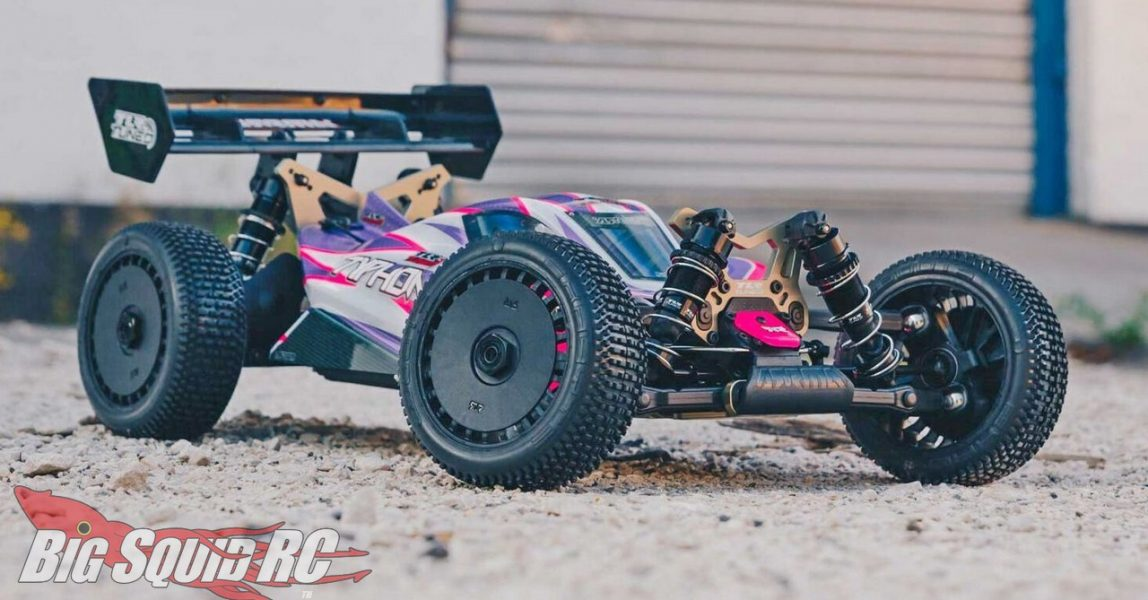 ARRMA TLR Tuned TYPHON Roller Buggy