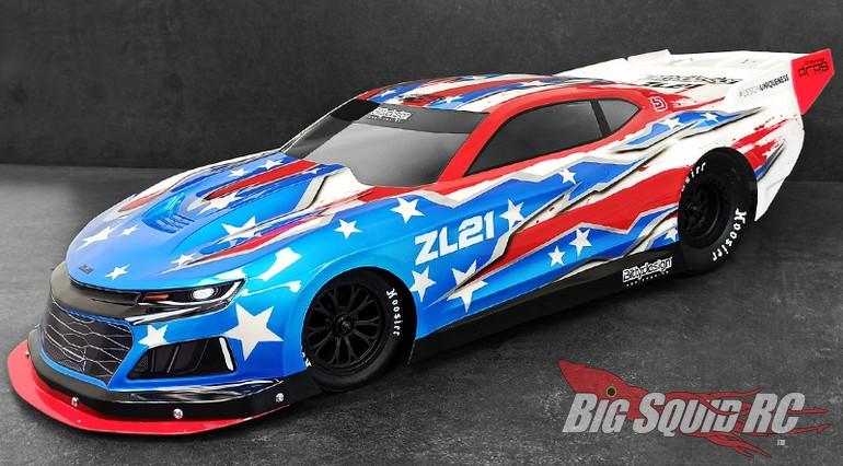 Bittydesign ZL21 No Prep Drag Race Body