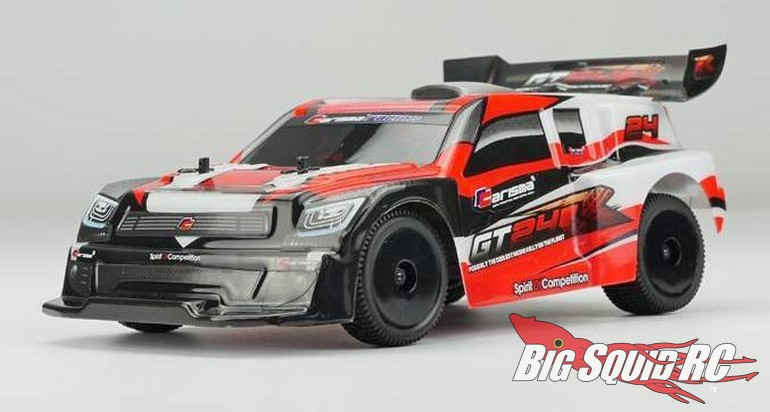 Carisma RC Re-Release GT24R 4WD RTR