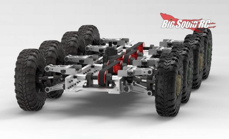Cross RC BT8 Scale Off-Road