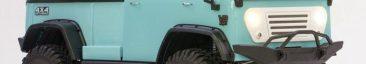 Cross RC EMO JT4 RTR Ocean Blue