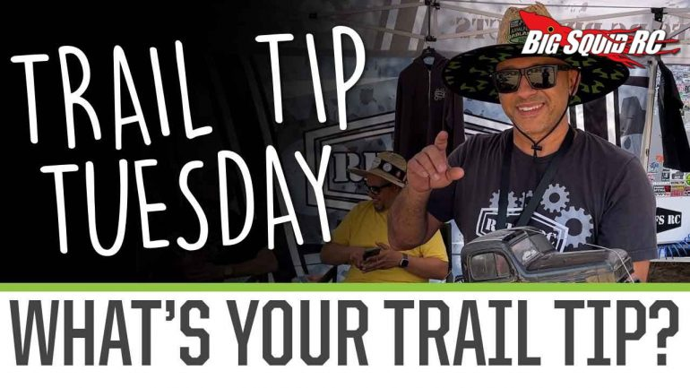 Element RC - What's Your Trail Tip