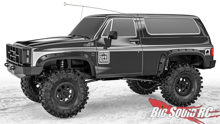 Gmade GS02F Buffalo TS RTR