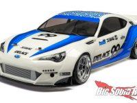 HPI Racing RC Subaru BRZ Body FATLACE Livery
