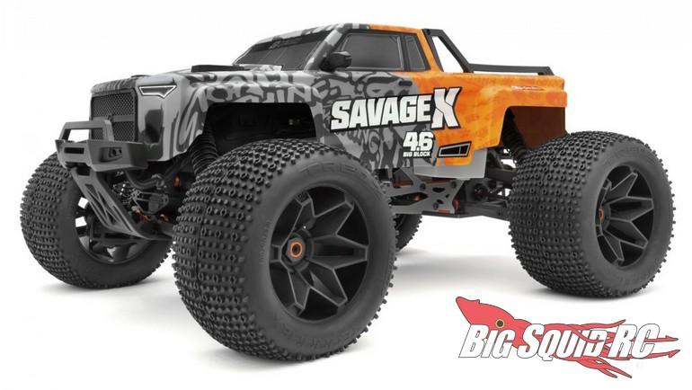 HPI Racing Savage X Flux V2 GT-6 2021