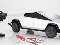 Hot Wheels RC Tesla Cybertruck Spare Parts