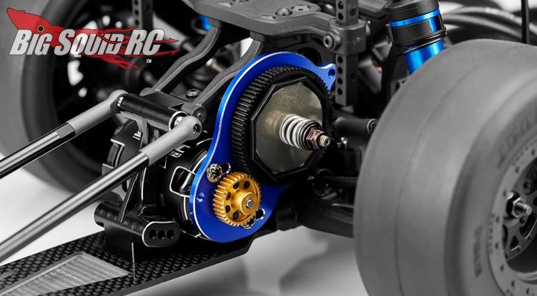 JConcepts +2mm Associated DR10 SR10 Aluminum Motor Plate