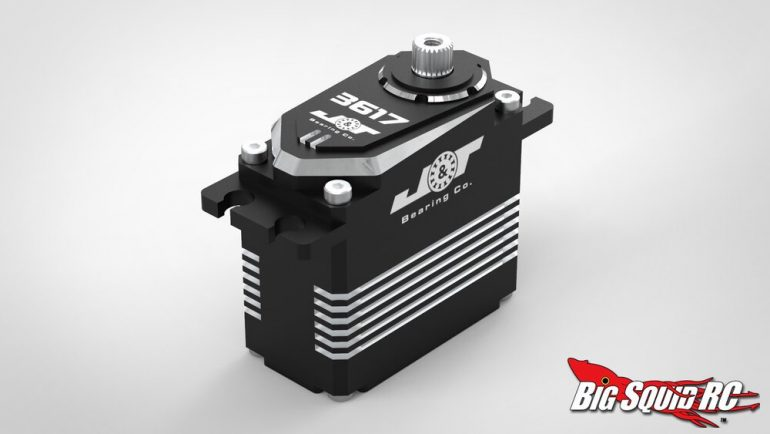J&T Bearing Company 3617 Digital Brushless Servo - 2