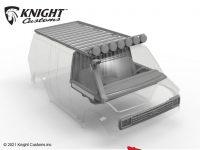 Knight Customs 3D Printable Carisma Prairie Wolf Overland Parts