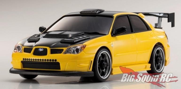 Kyosho Subaru Impreza AWD Mini-Z
