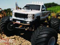 Kyosho USA-1 VE RC Monster Truck Video