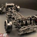 Max Speed Technology 1/10 RMX 2.5 RS RWD Drift Car Kit Black