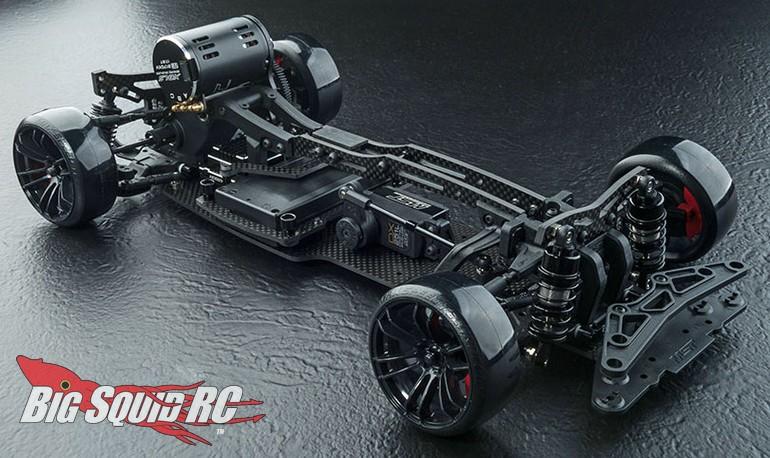 Max Speed Technology RMX 2.5 RS RWD Drift Car Kit Black