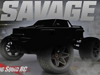 HPI Racing New Savage Monster Truck Teaser