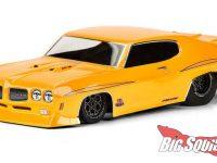 Pro-Line 1970 Pontiac GTO Judge Clear Drag Body