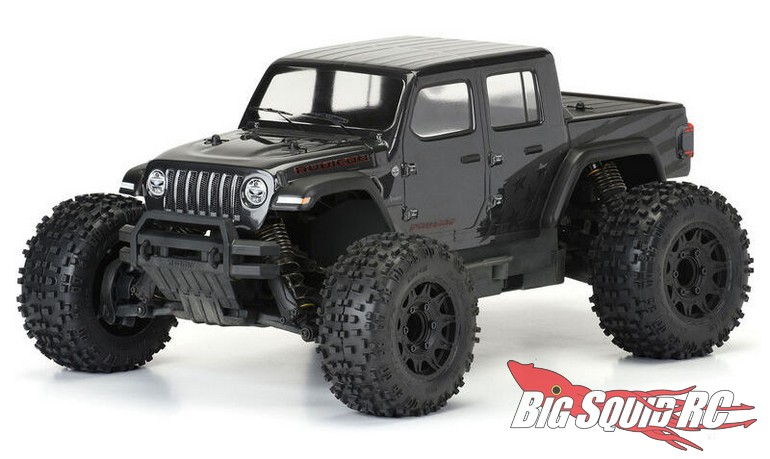 Pro-Line RC Jeep Gladiator Rubicon Body