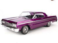 Redcat Racing SixtyFour Lowrider - Purple