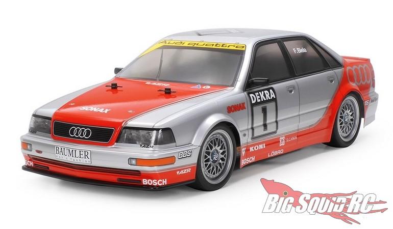 Tamiya 1992 Audi V8 Touring Car Kit