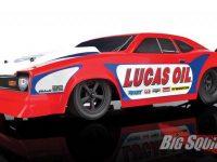 Team Associated Lucas Oil DR10 Pro Reakt RTR Drag Car