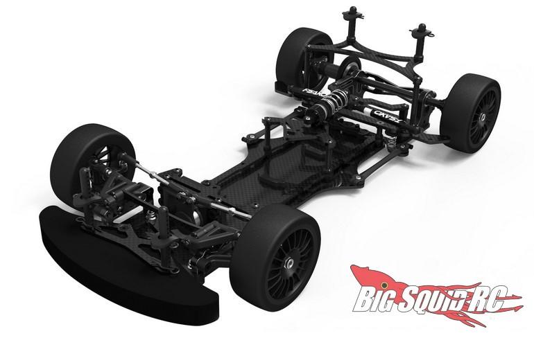 Team Saxo RC GT-500 V2 Pan Car Kit