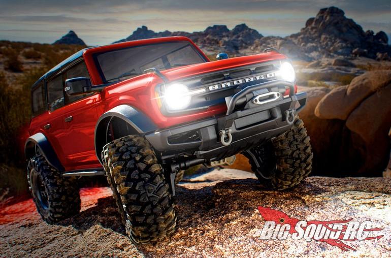 Traxxas 2021 Bronco Pro Scale Advanced Lighting Kit