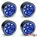 Treal 8-Hole Beadlock Wheels - Blue
