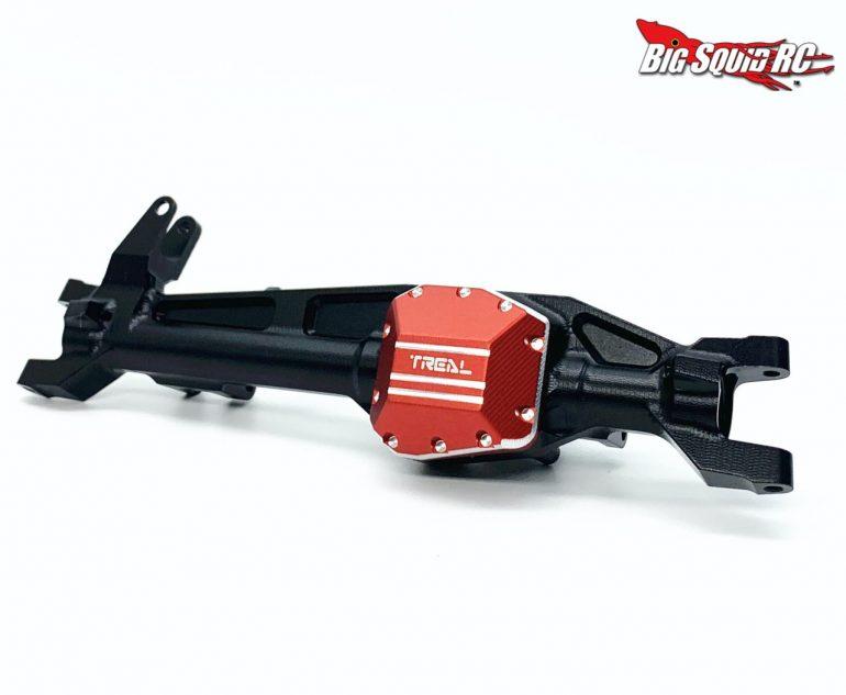 Treal SCX10 III Straight Axle - Front