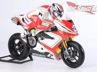 X-Rider 7th Anniversary Edition 8th Scale Saturn ARR RC Motorcycle
