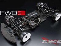 Yokomo RC BD10F Competition FWD Touring Car