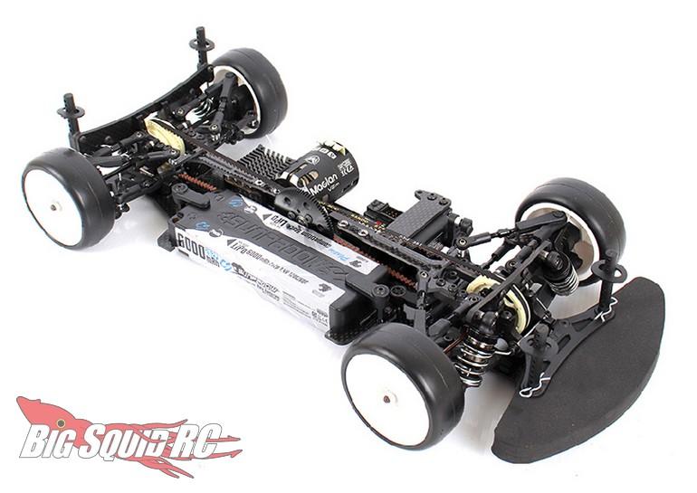 ARC R12.1 RC Touring Car Kit