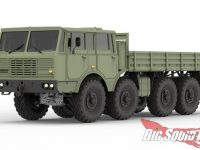 Cross RC 12th Scale DC8 8x8 Scale Military Kit