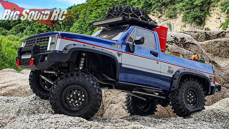 Gmade RC GS02F Buffalo Pickup TS Kit