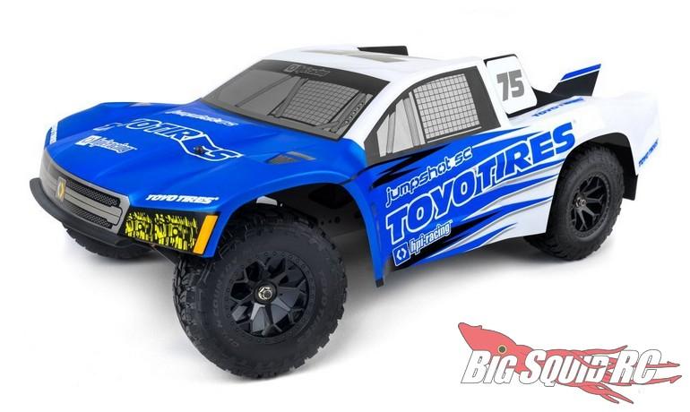 HPI Racing Jumpshot SC Toyo Tires Edition RTR