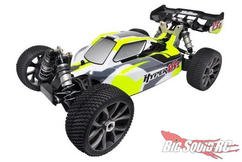 Hobao RC Hyper VS2 Brushless RTR Buggy