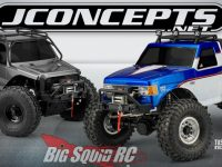 JConcepts 1.9 Hunk Tusk Scale Rock Crawling Tires