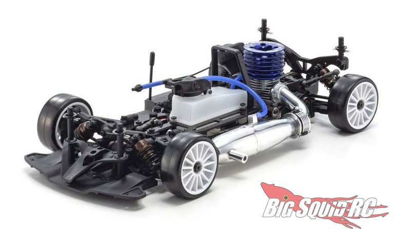 Kyosho Pure Ten GP V-ONE R4s Ⅱ Kyosho Cup Edition