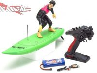 Kyosho RC Surfer4 Color Type23 Catch Surf Edition