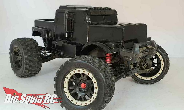 Pro Body RC Optimus Prime Unbreakable Body X-Maxx