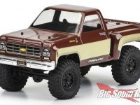 Pro-Line RC 24th Scale 1978 Chevy K-10 SCX24 Clear Body