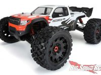 Pro-Line RC 6th Scale Badlands MX57 5.7 Pre-Mounted Tires