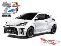 Tamiya 57926 XB Toyota GR Yaris White M-05L